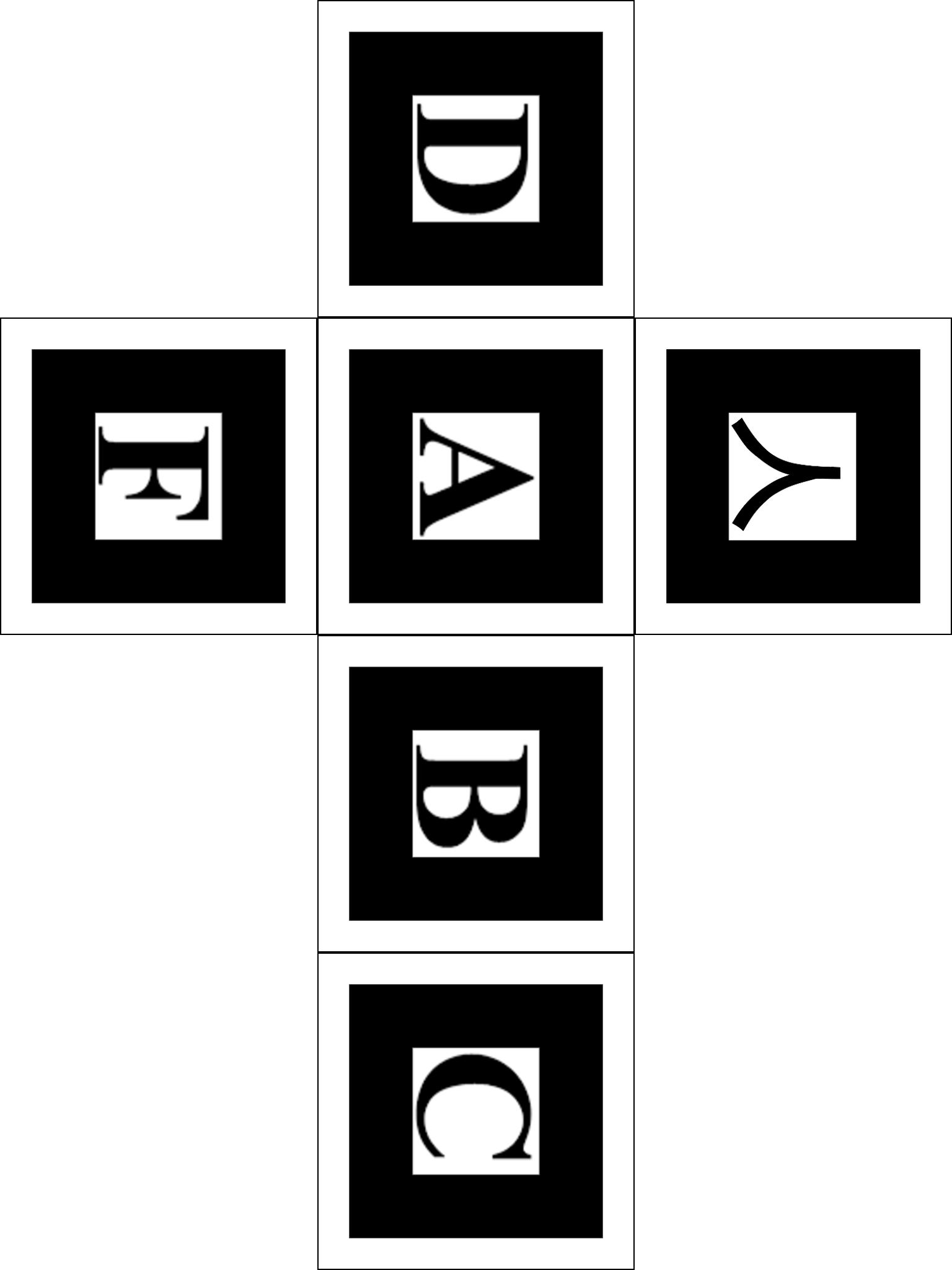 Three js and AR js - examples