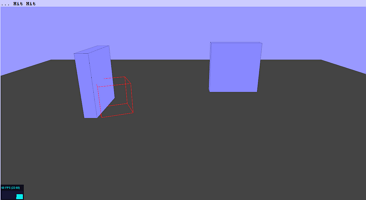 how to add wireframe to three.js geometry